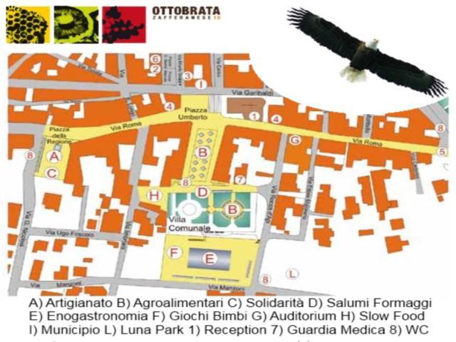 Mappa Ottobrata Zafferanese 2015
