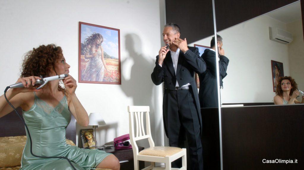 Camera matrimoniale Atena