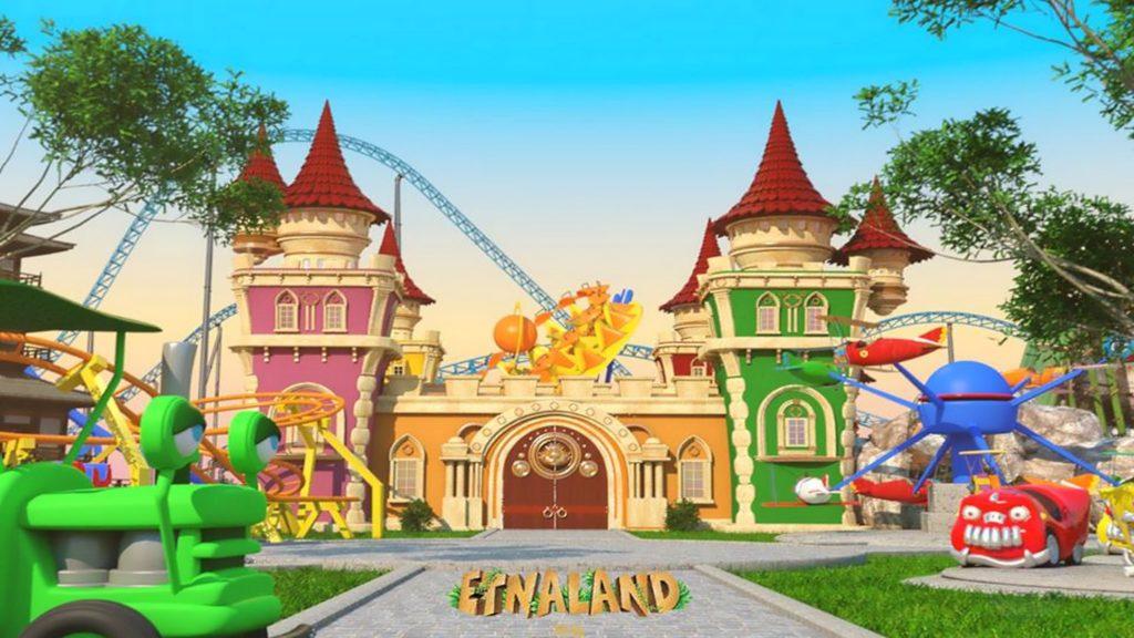 Etnaland ThemePark Castello