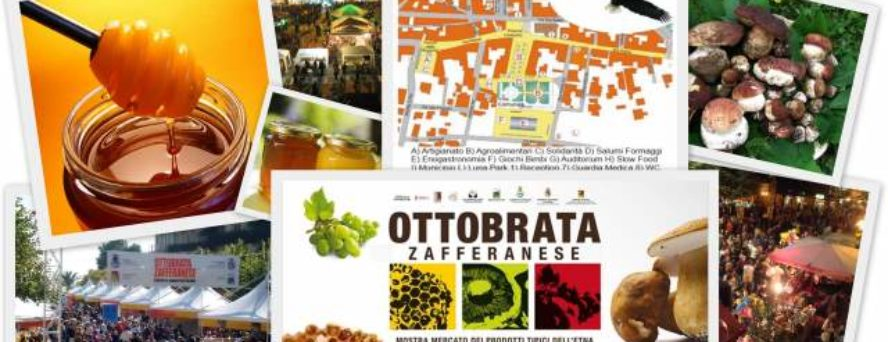 Ottobre Speciale Vacanze Weekend Sicilia Feste Sagre Eventi Radicepura Travelschooling Ottobrata Zafferana Etnea Prodotti Tipici Novità Slow Food