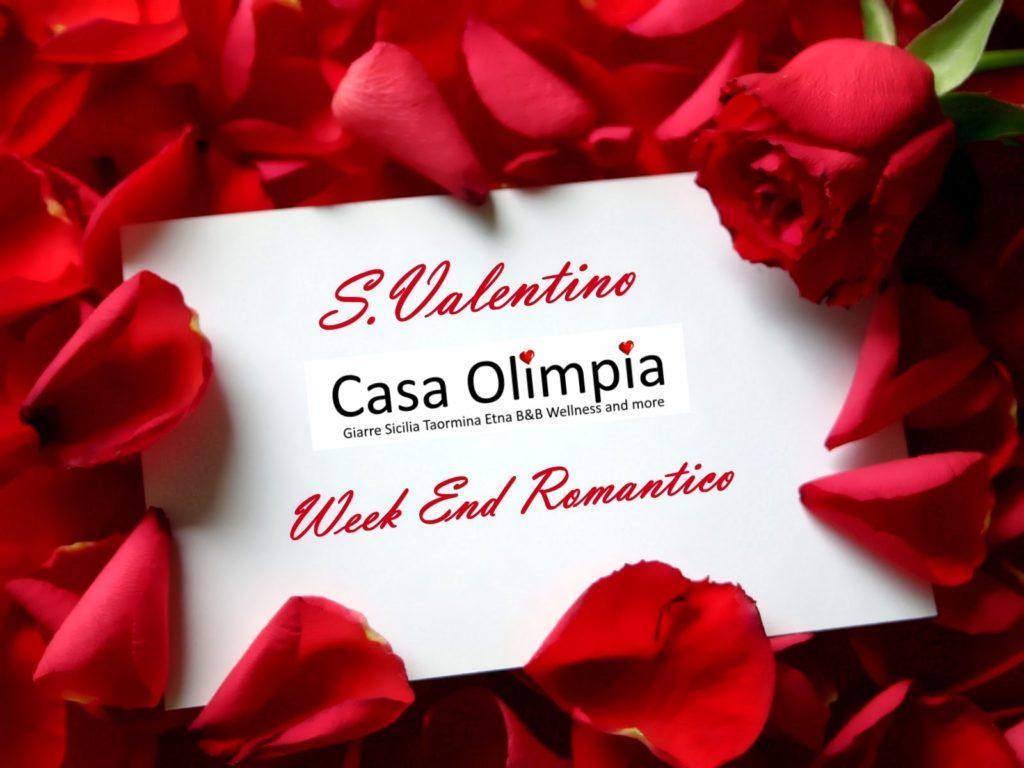 San Valentino romantico in Sicilia