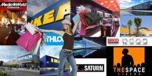 Shopping e centri commerciali