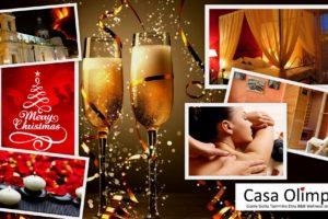 Eventi: Natale Capodanno Romantico Relax cenone sauna benessere