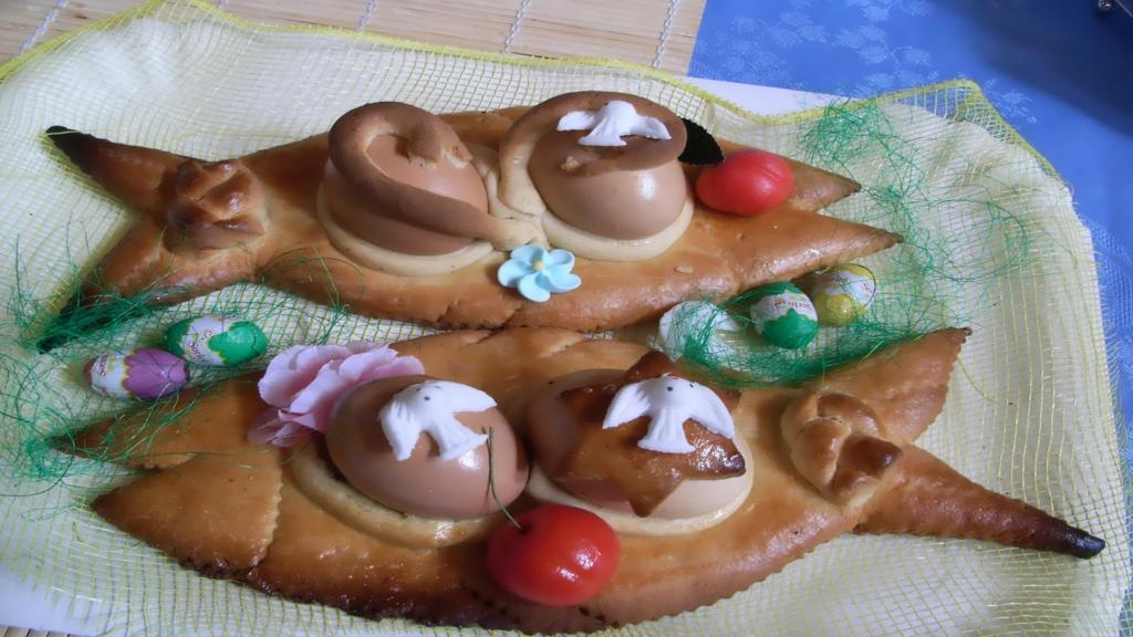 Vacanze Pasqua Sicilia piatti tipici cuddura con uovo