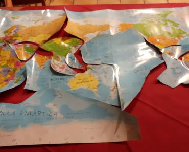 Imparare viaggiando Travelschooling Sicilia mappa placche tettoniche Etna