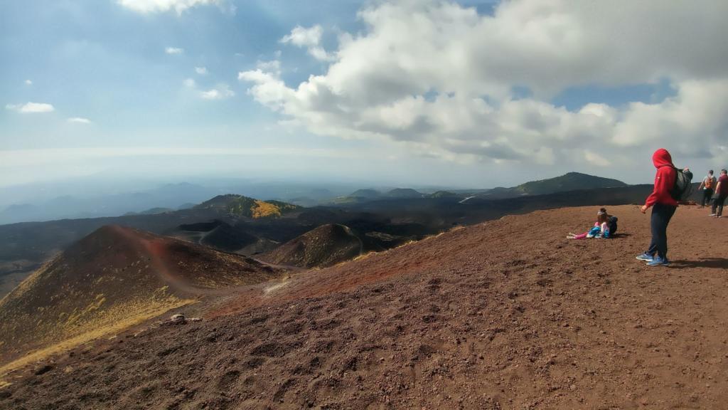 Imparare viaggiando Travelschooling Sicilia i Crateri Silvestri Vulcano Etna