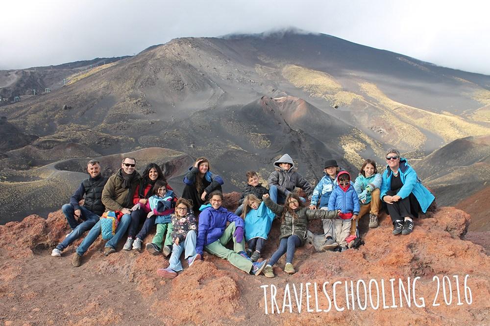 Imparare viaggiando Travelschooling Sicilia edizione 2016