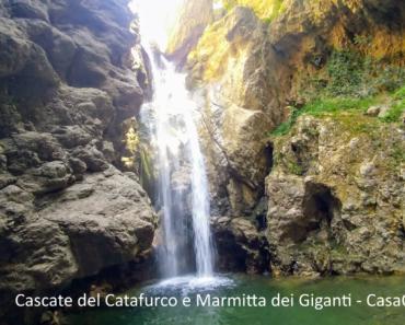 Cascate del Catafurco e Marmitta dei Giganti