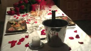 Cena Romantica in camera - Chef a Domicilio